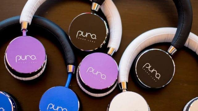 Gifts for kids 2018 Puro Sound Labs Headphones