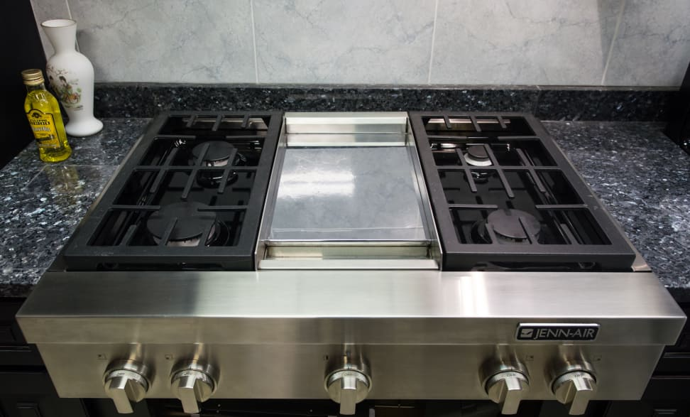 Jenn Air Jgcp536wp 36 Inch Gas Rangetop Review Reviewed