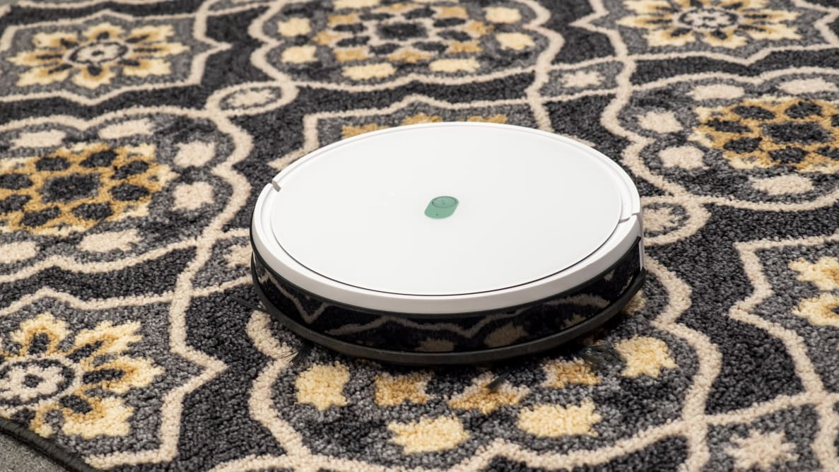 The Yeedi K650 is an affordable and simple robot vacuum