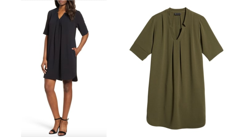 nordstrom tunic dress