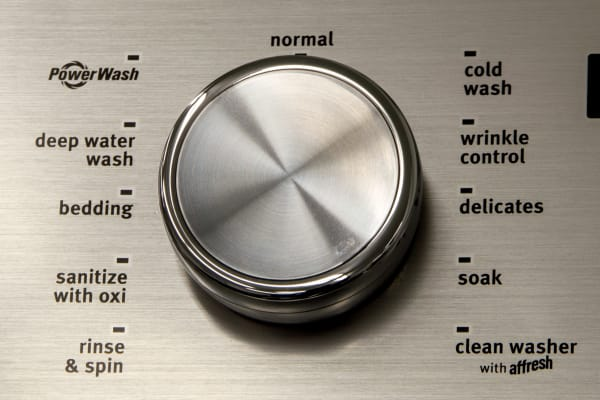 The only difference between the MVWB835DW and the MVWB855DW is that the latter adds steam to its sanitize.