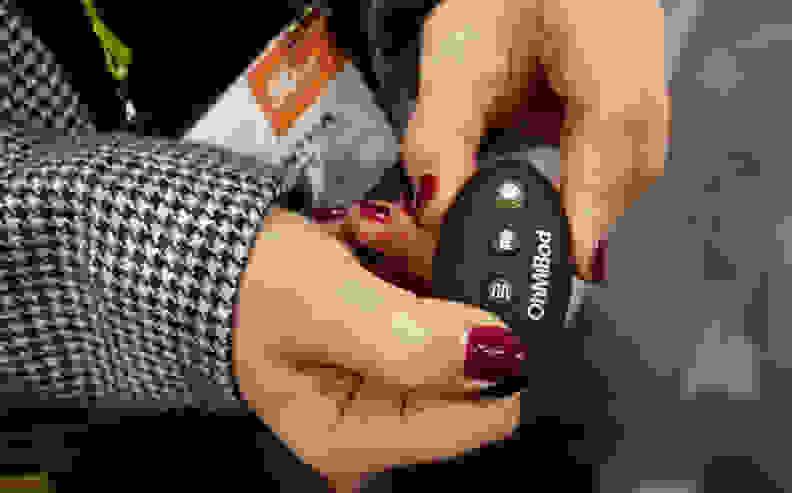 OhMiBod remote control