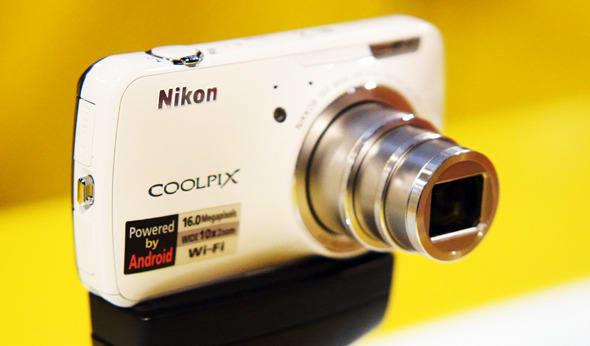 Product Image - Nikon  Coolpix S800c