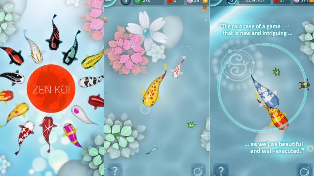 Zen Koi App