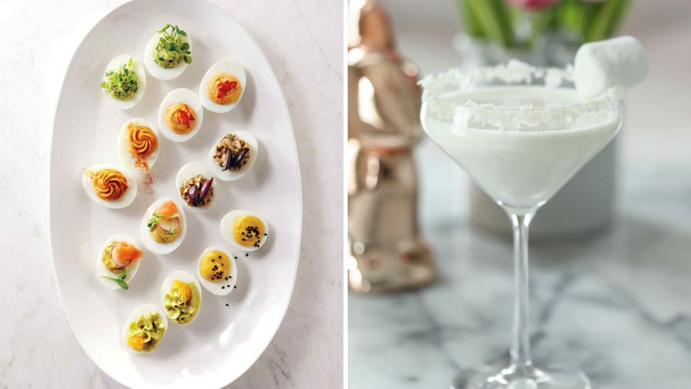 Top 10 Easter recipes for 2018