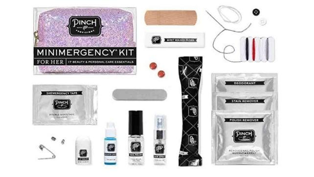 Pinch Provisions Minimergency Kit