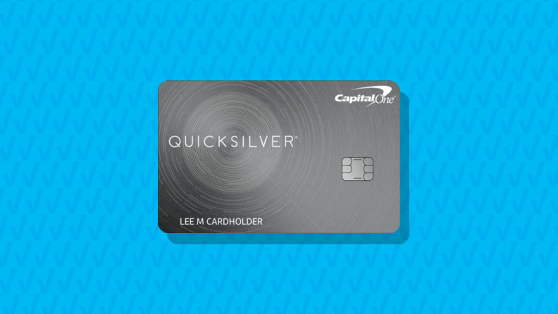 CapitalOneQuicksilverCashRewards