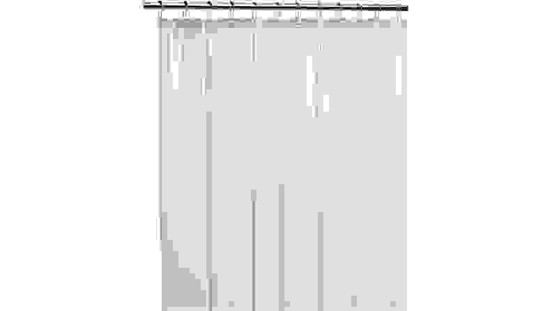 LiBa Mildew-Resistant Shower Curtain Liner