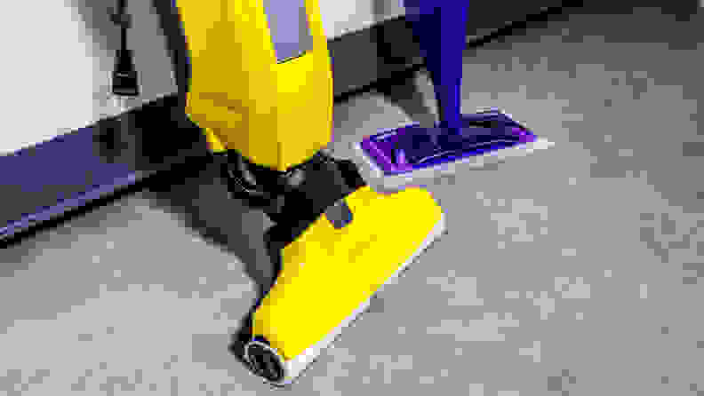 Karcher and Swiffer