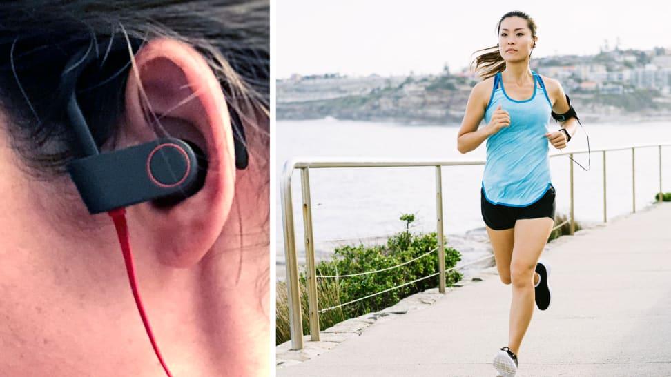 Small Target Wireless Headphone Review The Best Running Headphones Reviewed Home Garden