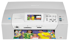 Product Image - Brother DCP-385C