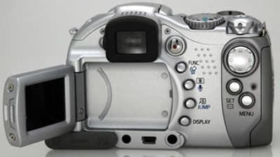 Canon Powershot S1 IS Openb
