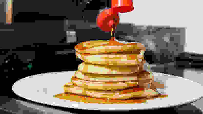 griddle pancakes