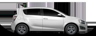 Product Image - 2012 Chevrolet Sonic Hatchback LTZ Automatic