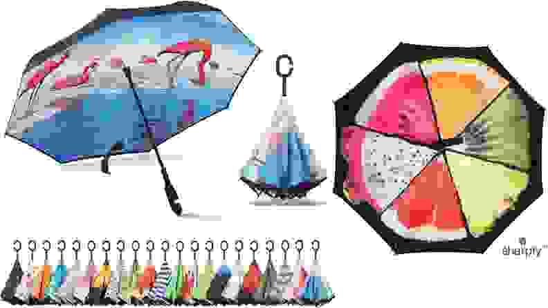 Sharpty umbrella