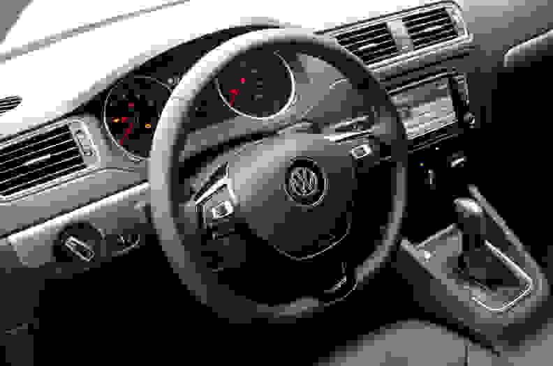 2015 Volkswagen Jetta Interior