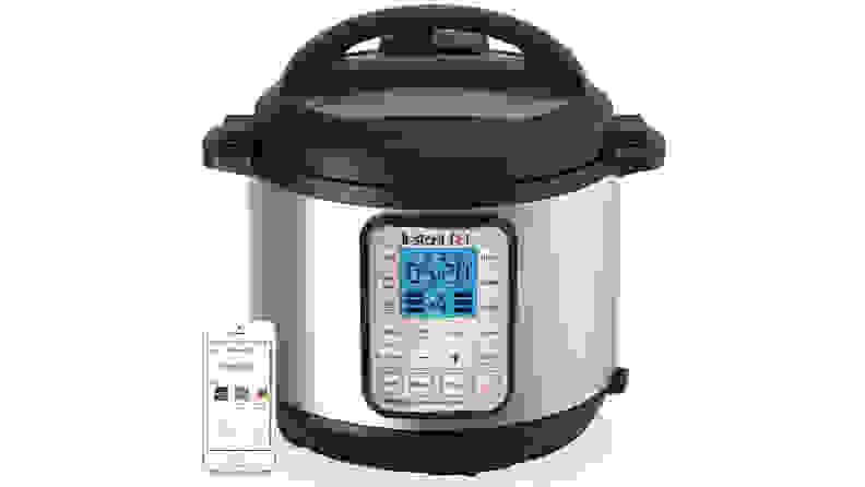 Bluetooth Instant Pot