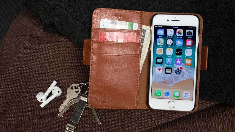 Dreem Fibonacci iPhone 8 Wallet Case