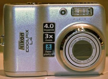 Product Image - Nikon Coolpix L4