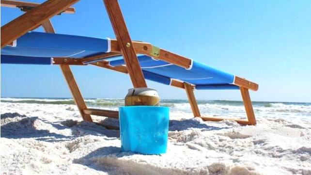 Beach cup holder 3