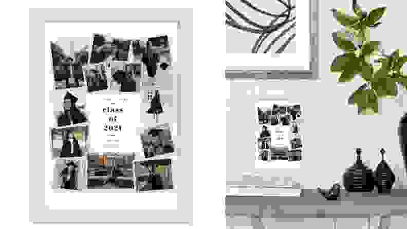 minted photo collage