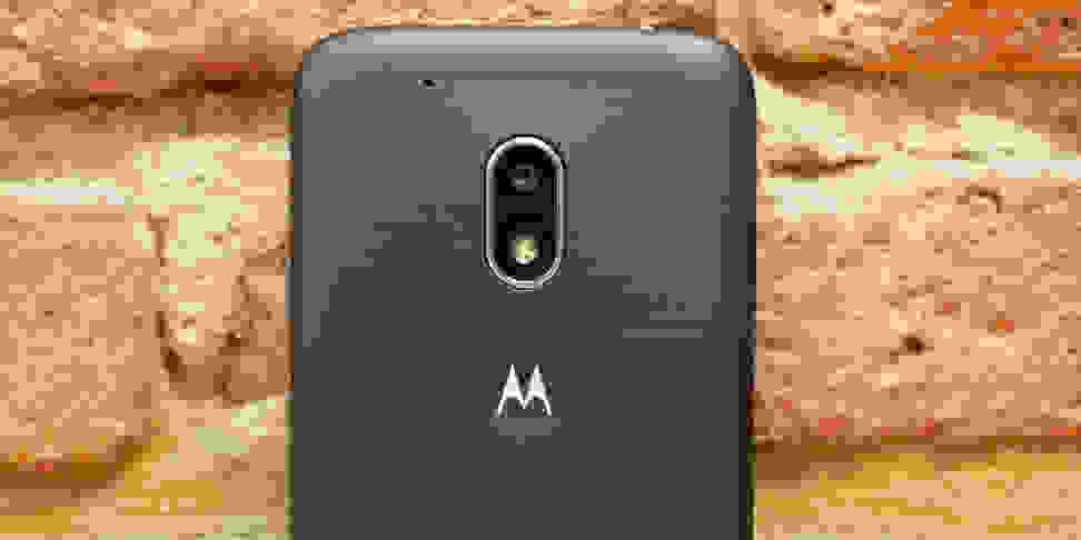 Motorola Moto G4 Play Primary Camera