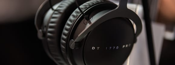 Beyerdynamic dt 1770 pro first impressions hero