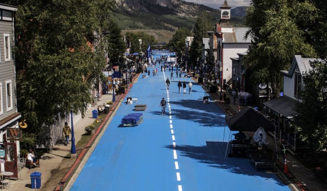 Blue road 2