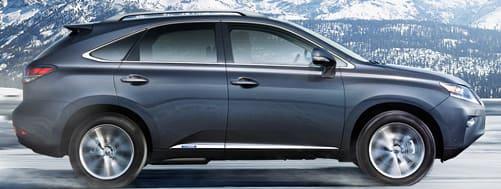 Product Image - 2013 Lexus RX Hybrid 450h FWD