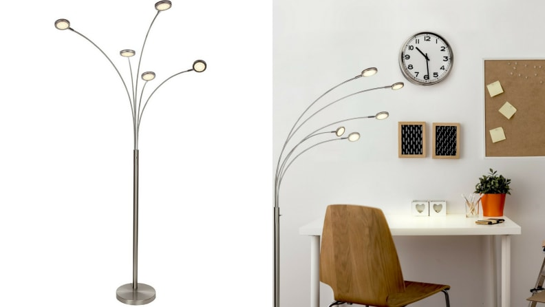 Futuristic Floor Lamp