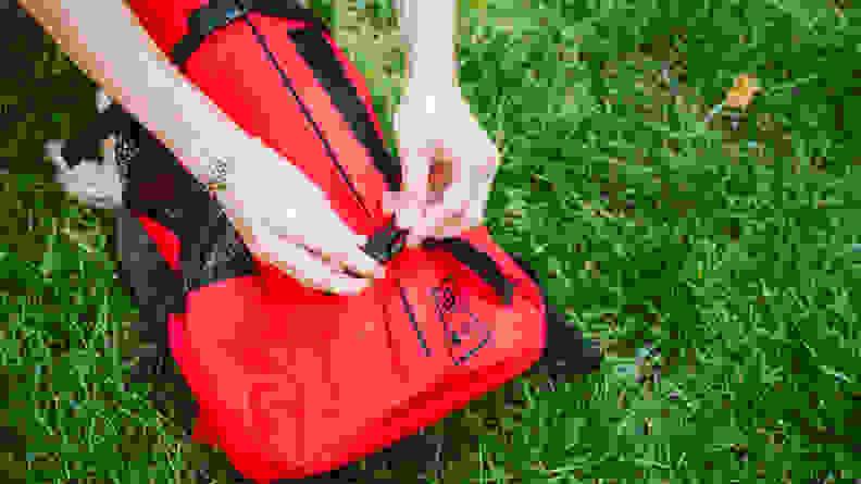 K9 sport sack strap buckles