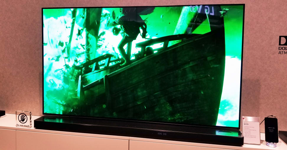 Oled Television Review
