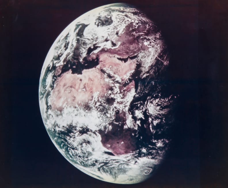 A Portrait of Earth