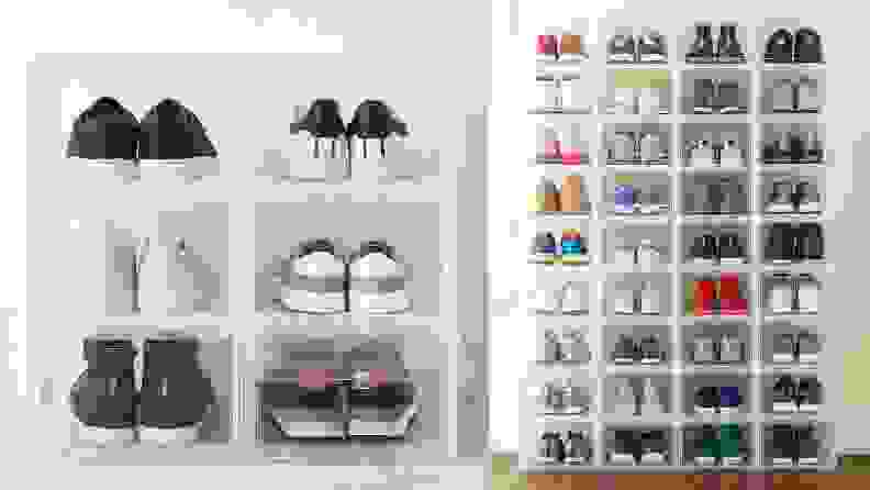 The Container Store Shoe Storage