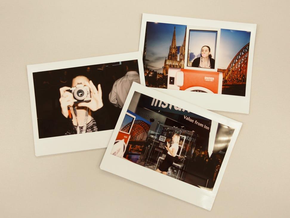 Fujifilm Instax Wide 300 – Sample Photos