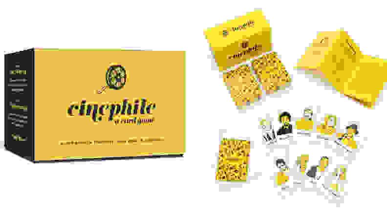 Cinephile game