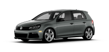 Product Image - 2013 Volkswagen Golf R 4-Door w/ Sunroof & Navigation