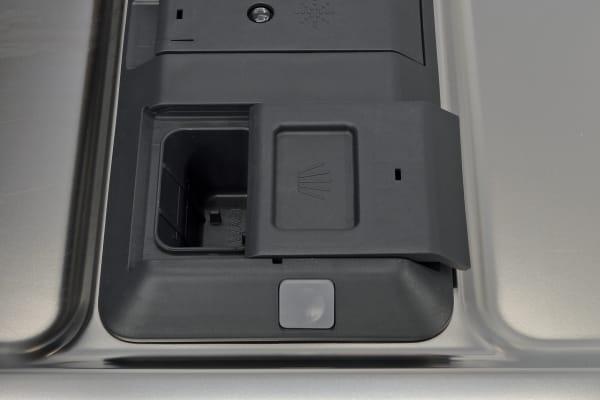 Frigidaire Professional FPID2497RF rinse aid and detergent dispenser
