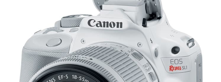 Canon Shoots Wide With Two New Lenses, Shows Off White SL1 ...