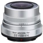 Pentax 03 fish eye 3.2mm f:5.6