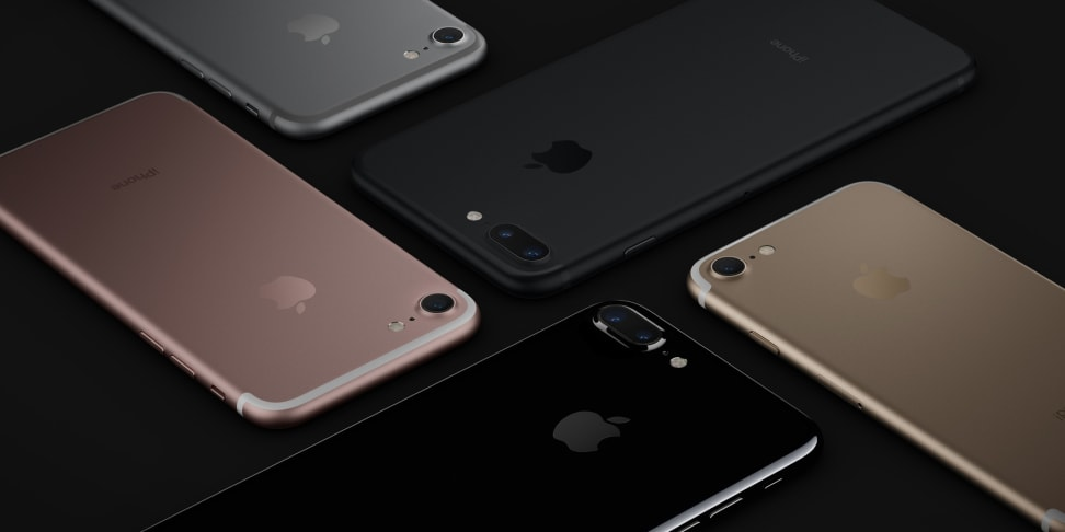 Apple's new iPhone 7 is available for pre-order