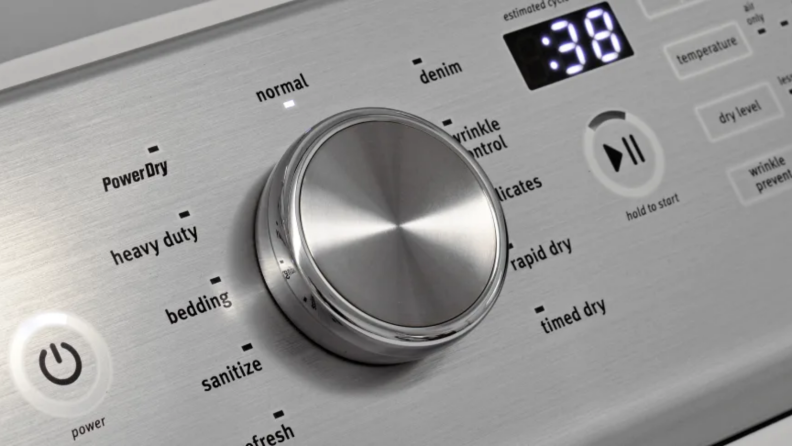 Dryer features