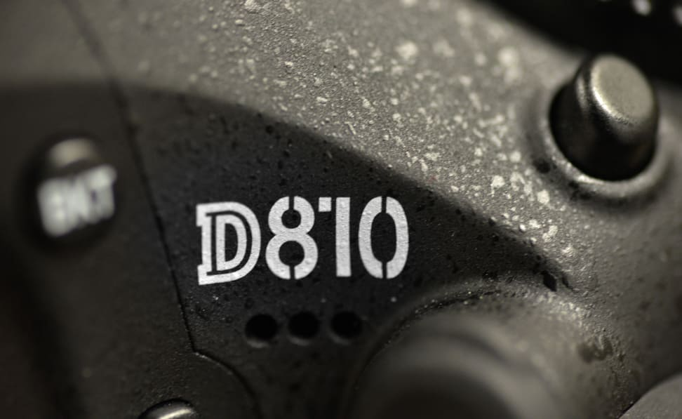 nikon d810 digital camera review