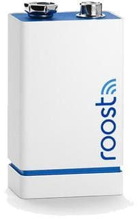 Product Image - Roost Smart 9V Battery