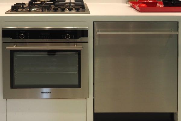 Blomberg DWT59500SS Installed