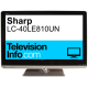 Product Image - Sharp LC-40LE810UN