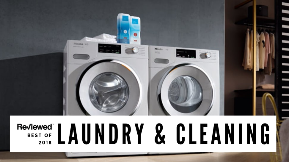 The Best Laundry & Cleaning Products of 2018 - Reviewed