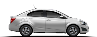 Product Image - 2012 Chevrolet Sonic Sedan LT Manual