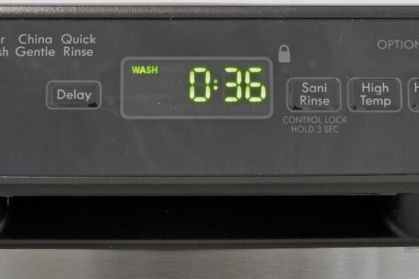 Kenmore 13093 front control panel