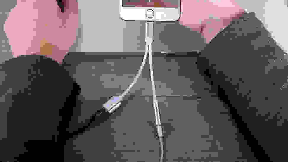 EIGELIU Headphone Jack Adapter Dongle